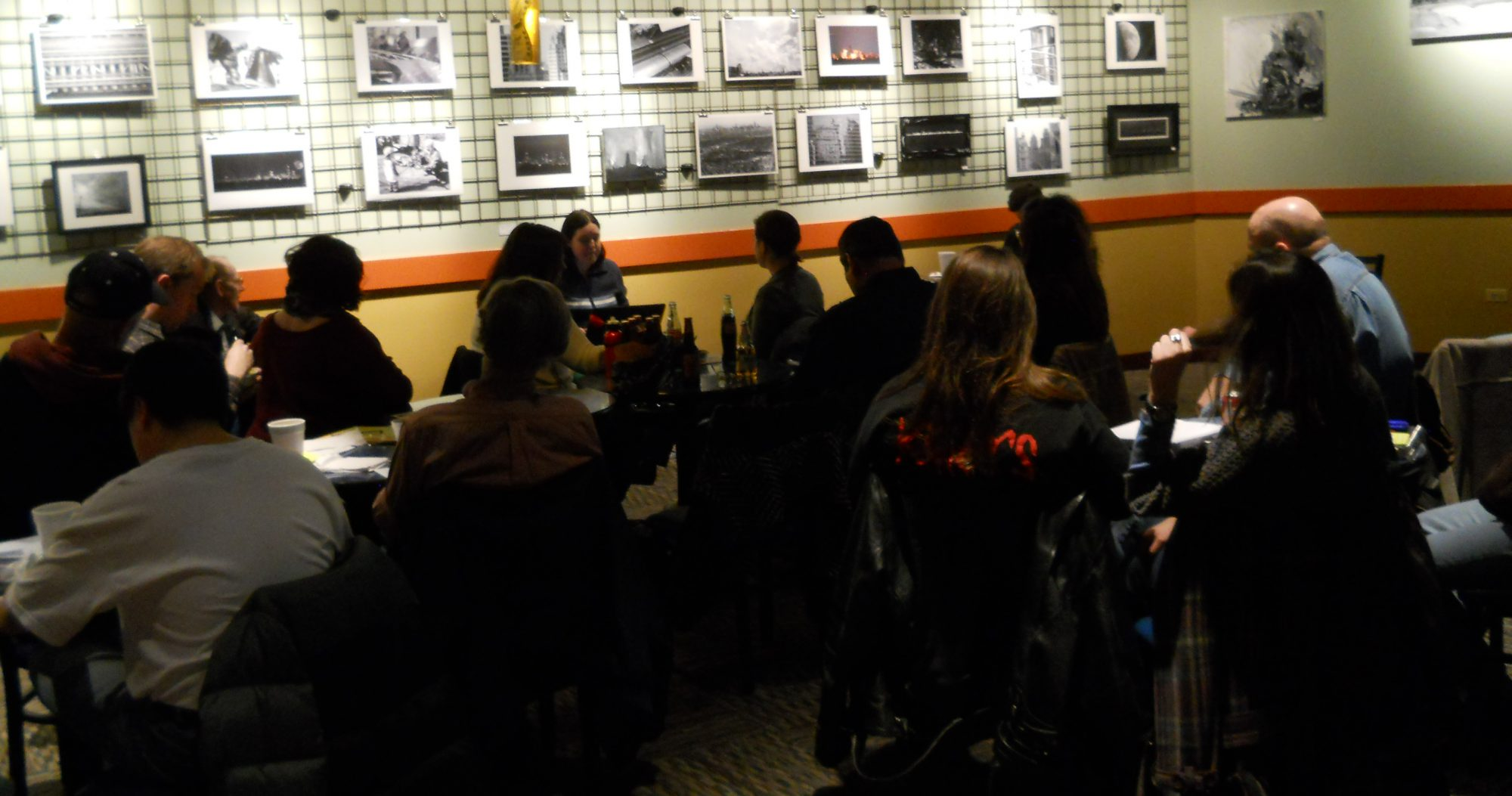 Tamale Hut Café Reading Series
